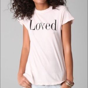 WILDFOX COUTURE Loved Tee